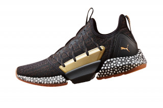 puma hybrid rocket runner womens brown