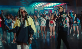 "Ty Dolla $ign & Jeremih Hit the Skating Rink in Video for ""The Light"""