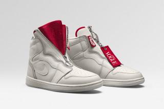 Vogue x Nike Air Jordan 1 Zip High AWOK  Release Info   Details ecf35225de