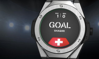 This $5,200 Hublot Watch Will Be Used to Referee This Sunday's World Cup Final