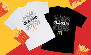McDonald's Debuts '90s-Inspired Throwback Collection Celebrating Global McDelivery Day