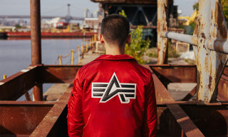 Alpha Industries' First Drop of FW18 Is Here