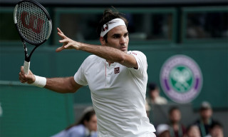 Here's How to Pre-Order Roger Federer's Uniqlo Wimbledon Game Wear Set