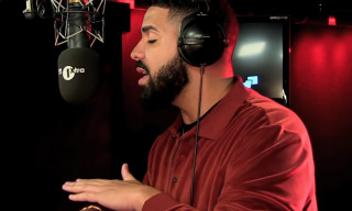 Watch Drake Freestyle for the UK's Legendary 'Fire in the Booth' Series