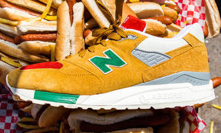 The Latest J. Crew x New Balance 998 Is Inspired by Summer Barbeques