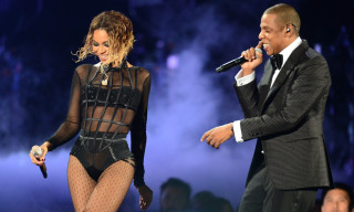 Beyoncé & Jay-Z Turned Their Paris Concert Into a World Cup Viewing Party