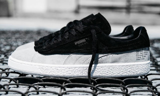 STAMPD's Chris Stamp Unveils the PUMA Suede 88-18