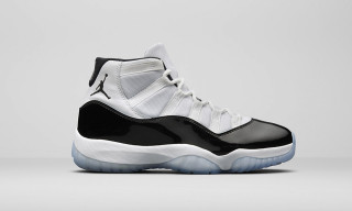 "Nike Officially Announces the 2018 Air Jordan XI ""Concord"""