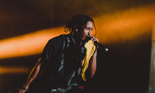 The Drip | A$AP Rocky Rocks Thrasher Sweats, a Prada Vest & Vans at WOO HAH! Festival