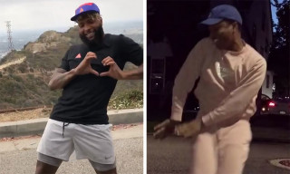 "Shiggy Explains the Story Behind Drake's ""In My Feelings"" Viral Dance Challenge"