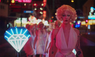 Prada Heads to Sin City in Colorful 'Neon Dream' Campaign