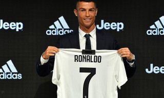 Cristiano Ronaldo Discusses Messi & More at Juventus Unveiling