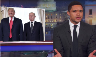 Late Night Hosts Slam Donald Trump's Performance Alongside Vladimir Putin