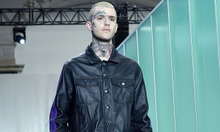 "Lil Peep's ""NO SMOKING"" Fashion Line Will Soon Begin Operations"