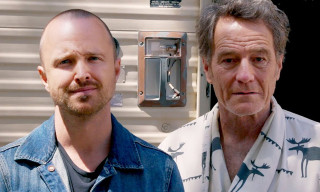 Aaron Paul Finds Bryan Cranston Living in the 'Breaking Bad' RV in Hilarious Promo