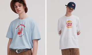 Lazy Oaf Launches Fast Food-Inspired Fall 2018 Capsule