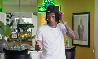 Wiz Khalifa Gives a Tour of His $4.6 Million Los Angeles Home