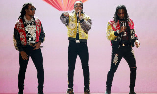 "Migos Enlist Future, Young Thug & Hoodrich Pablo Juan for Fiery ""Drip"" Remix"