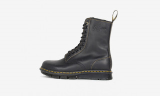 Here's How to Cop the Yohji Yamamoto x Dr. Martens 1490 Boot