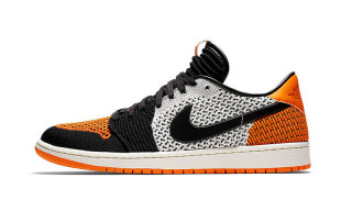 "The Air Jordan 1 Low Flyknit Receives the ""Shattered Backboard"" Treatment"