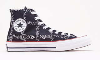 You Can Now Cop the Converse x JW Anderson All-Over Print Chucks