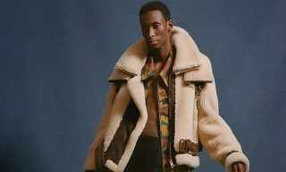 You Can Finally Cop Burberry's Super Cozy FW18 Shearling Coat