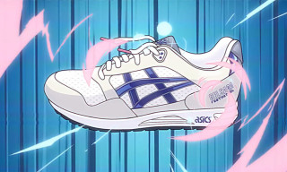 Here's an Exclusive First Look at Footpatrol's Upcoming ASICS GEL SAGA