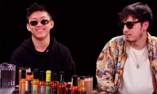 Joji & Rich Brian Play the Newlywed Game on 'Hot Ones'