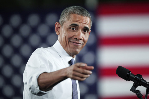 Why men have been getting on Barack Obama's nerves lately