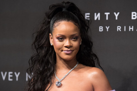 Rihanna Has 500 Songs for Dancehall Album