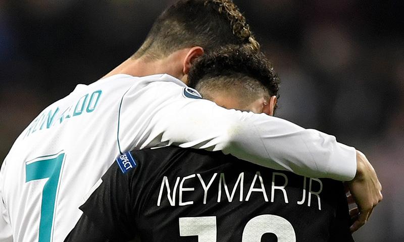 Cristiano Ronaldo's Insane Juventus Shirt Sales Crush Neymar's