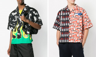 Can't Get Enough of Prada's Shirt Game? Here Are the Best to Cop RN