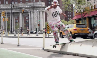 Mark Gonzales & Tyshawn Jones Turn NYC Into a Playground in Celebratory '20|50′ Skate Edit