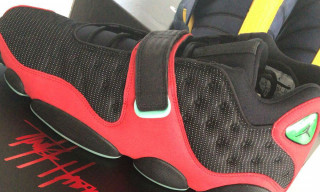Tim Hardaway Jr. Reveals a Brand New Air Jordan 13 in OG Bred