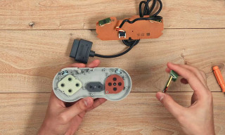 This $20 DIY Kit Makes Your Retro Gaming Controller Wireless