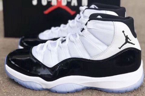 "The Rumored 2018 Air Jordan XI ""Concord"" Could Come in an OG Box"