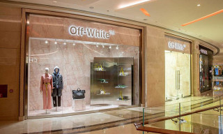 Take a Closer Look at OFF-WHITE's New Macau Flagship Store