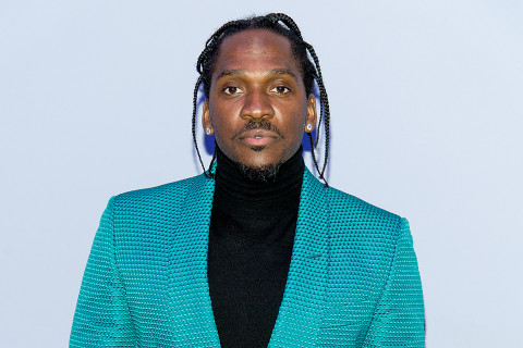 Rapper Pusha T got married in Virginia Beach