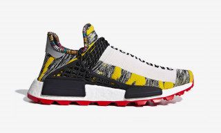 """The Pharrell Williams x adidas NMD Hu """"Solar Pack"""" Could be Coming Soon"""