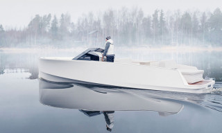 This Electric Yacht Is Totally Silent & Environmentally Friendly