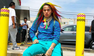 Rapper 6ix9ine Says Kidnapping & Robbery Was an Inside Job