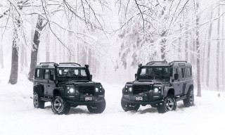 ARES Design Pimps Out the Land Rover Defender