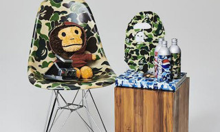 A Meeting of the Minds: When Eames Met BAPE