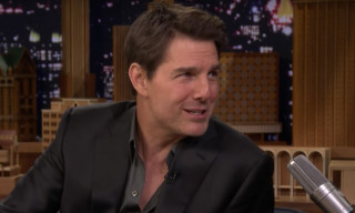 Watch Tom Cruise Act Out Odd 'Mission: Impossible' Parody With Jimmy Fallon