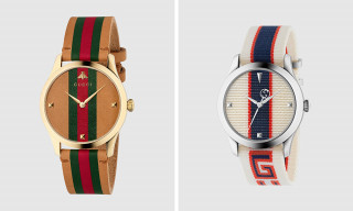 Rock Gucci Around the Clock With These 10 Dope Watches