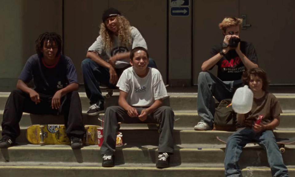 Mid 90s Trailer