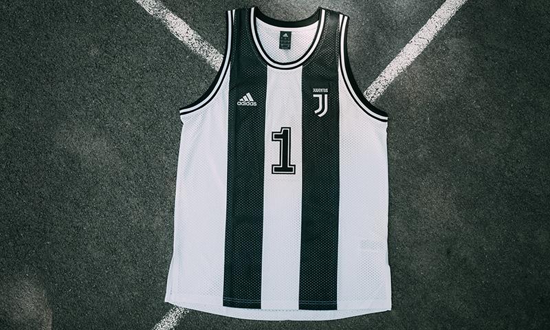 Juventus Just Dropped an adidas Basketball Jersey cc7d154f38e