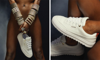 Mason Garments & 'Playboy' Debut NSFW Summer Sneaker Campaign