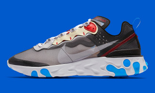 How & Where To Cop The Nike React Element 87 In Europe Today