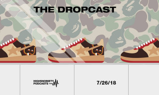 The Dropcast Discusses the Best BAPE Collabs of All Time With Lawrence Schlossman